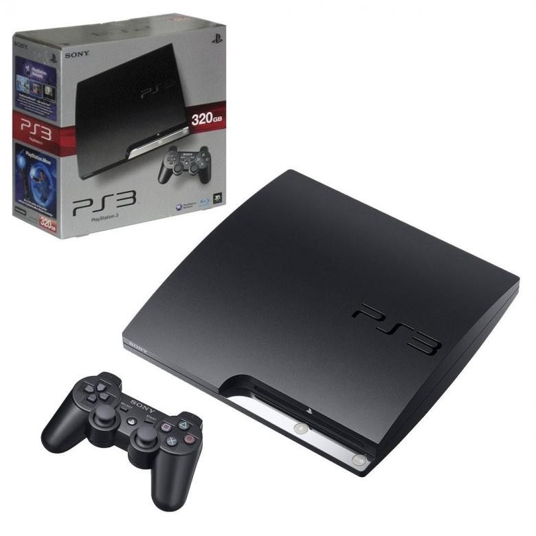 Sony PlayStation 3 (PS3) Slim (320 Gb)