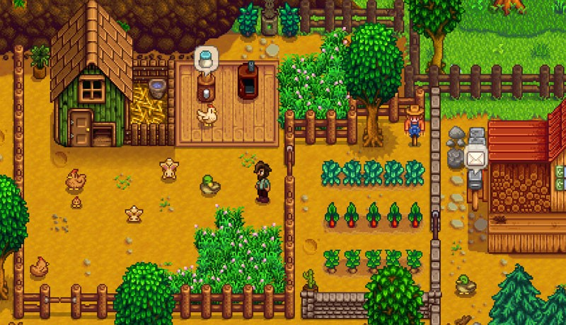 Stardew Valley Collector's Edition Русская Версия (PS4)