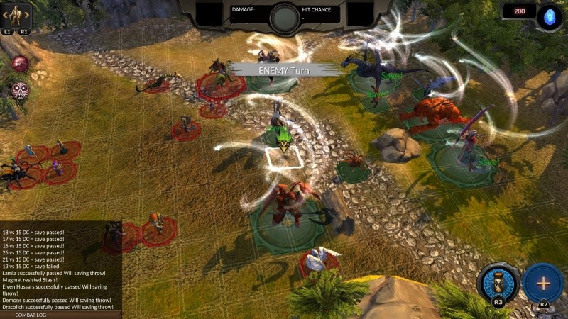 Worlds of Magic: Planar Conquest (PS4)