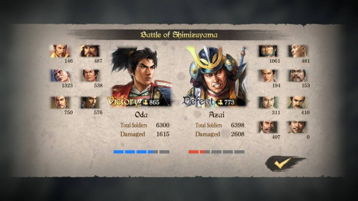 Nobunaga's Ambition: Taishi (PS4)