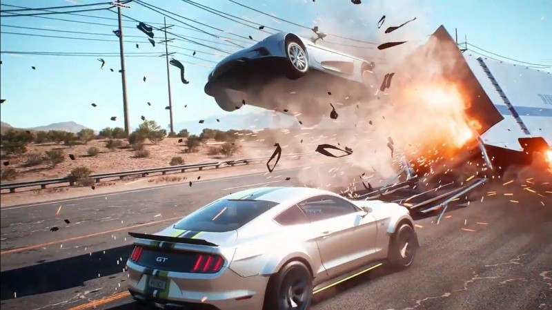 Need for Speed: Payback Русская Версия (PS4)