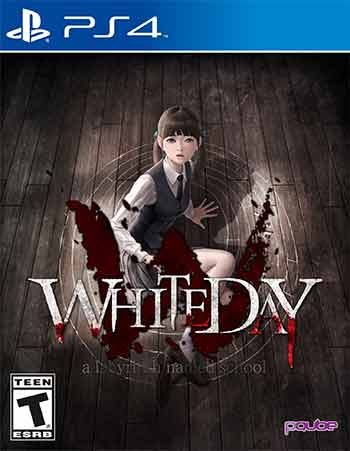 White Day: A Labyrinth Named School Русская версия (PS4)