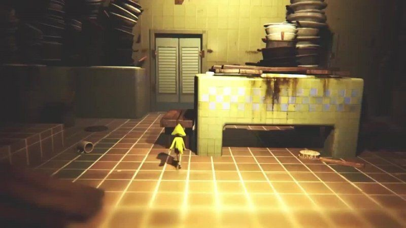 Little Nightmares: Deluxe Edition Русская версия (PS4)