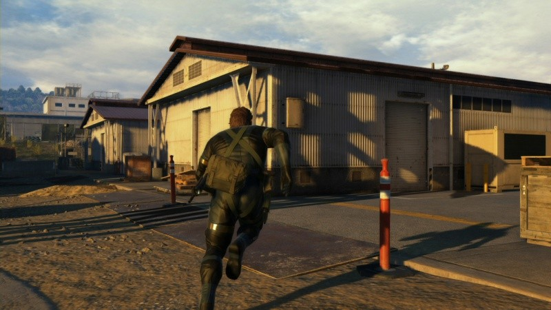 Metal Gear Solid 5 (V): Definitive Experience Русская Версия (PS4)