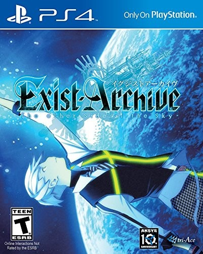 Exist Archive: The Other Side of the Sky (PS4)