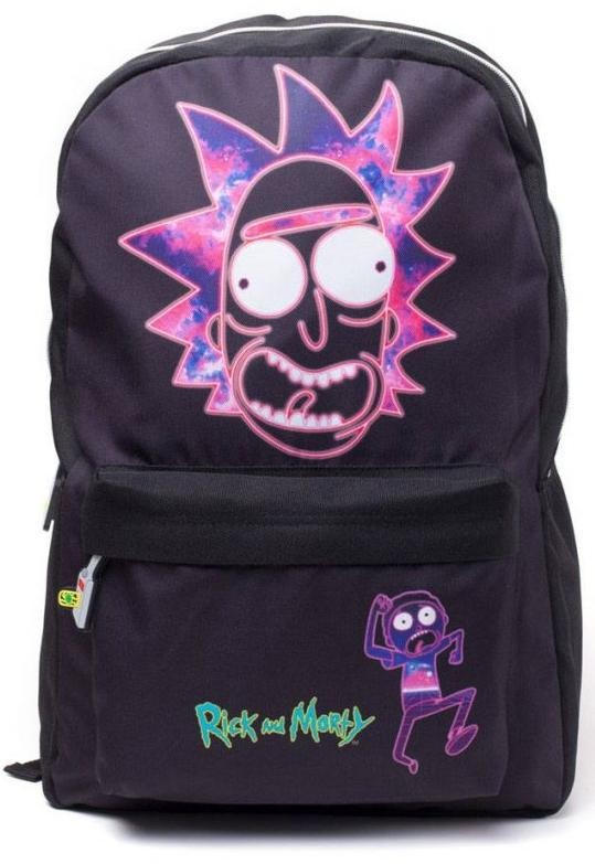 Рюкзак Difuzed: Рик и Морти (Rick and Morty) Лицо Рика (Ricks Face) (BP183874RMT) 28 см
