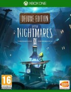 Little Nightmares II (2) Deluxe Edition Русская версия (Xbox One)