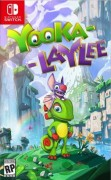 Yooka-Laylee (Юка и Лэйли) (Switch)