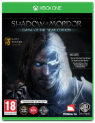 Средиземье (Middle-earth): Тени Мордора (Shadow of Mordor) Издание Года (Game of the Year Edition) (Xbox One)