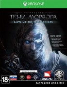 Средиземье (Middle-earth): Тени Мордора (Shadow of Mordor) Издание Года (Game of the Year Edition) Русская Версия (Xbox One)