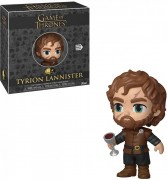 Фигурка Funko Vinyl Figure 5 Star: Тирион Ланнистер (Tyrion Lannister) Игра престолов 10 Серия (Game of Thrones S10) (37775) 7,5 см