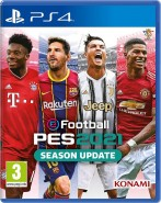 eFootball PES 2021 SEASON UPDATE (PS4)