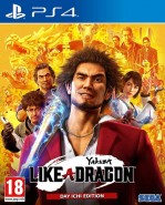 Yakuza: Like a Dragon Day Ichi Edition (PS4)