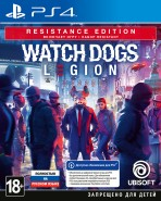 Watch Dogs: Legion. Resistance Edition (PS4)