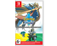 Pokemon Sword + Expansion Pass (Switch)