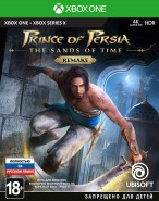Prince of Persia: The Sands of Time. Remake (XBOX)