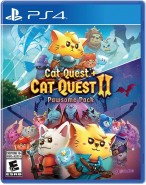 Cat Quest 1-2 bundle (PS4)