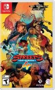 Streets of Rage 4 (Switch) (incl. Art Booklet & Key Ring)