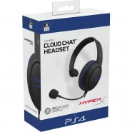 Гарнитура HyperX Cloud Chat PS4