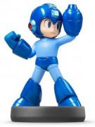 Amiibo: Интерактивная фигурка Мегамен (Mega Man) (Super Smash Bros. Collection)