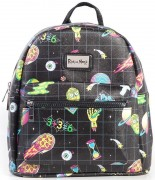 Рюкзак Difuzed: Rick and Morty All Over Sublimation Printed Ladies Backpack для геймеров