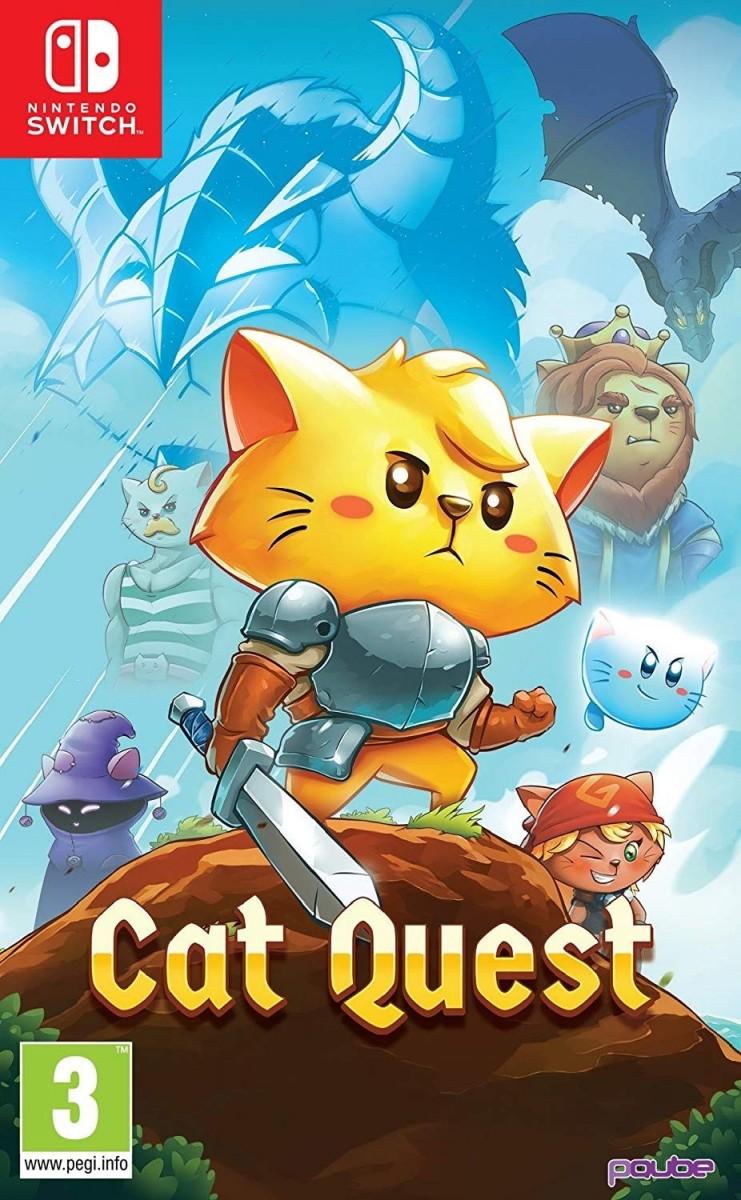 Cat Quest Русская Версия (Switch)