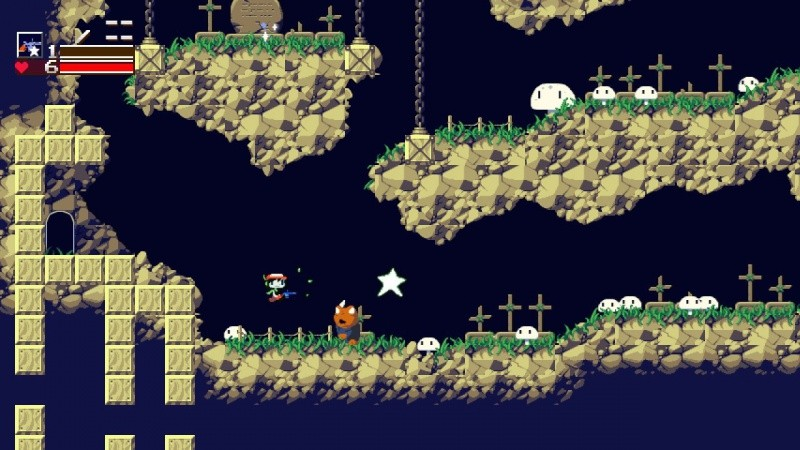 Cave Story+ (Switch)