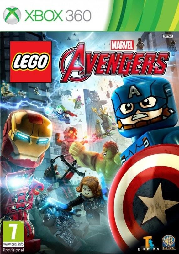 LEGO Marvel: Мстители (Avengers) Русская Версия (Xbox 360)