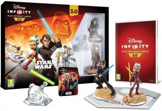 Disney. Infinity 3.0 Star Wars Стартовый набор (PS4)