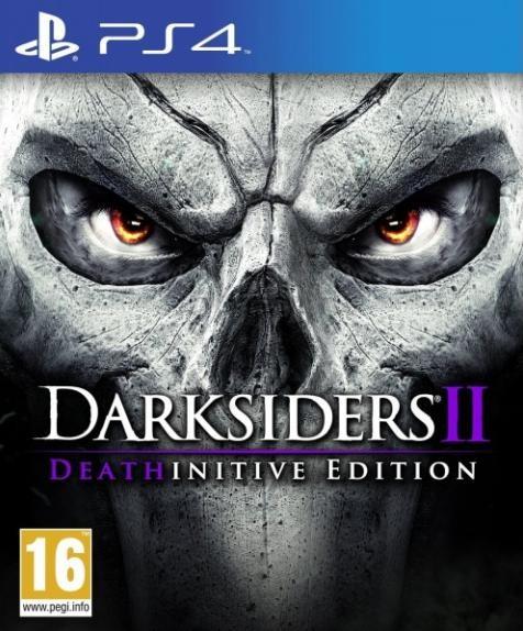 Darksiders: 2 (II): Deathinitive Edition Русская Версия (PS4)