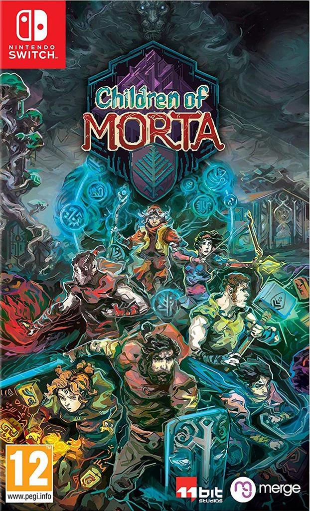 Children of Morta Русская Версия (Switch)