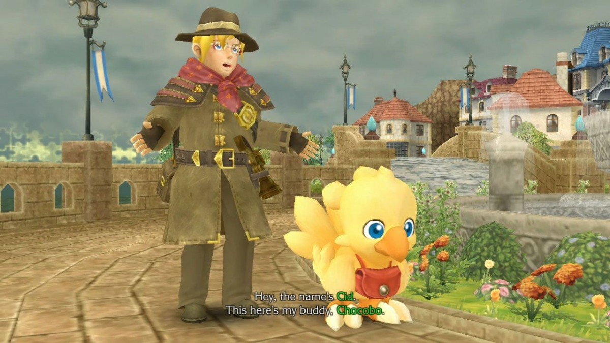 Chocobo's Mystery Dungeon EVERY BUDDY! (Switch)