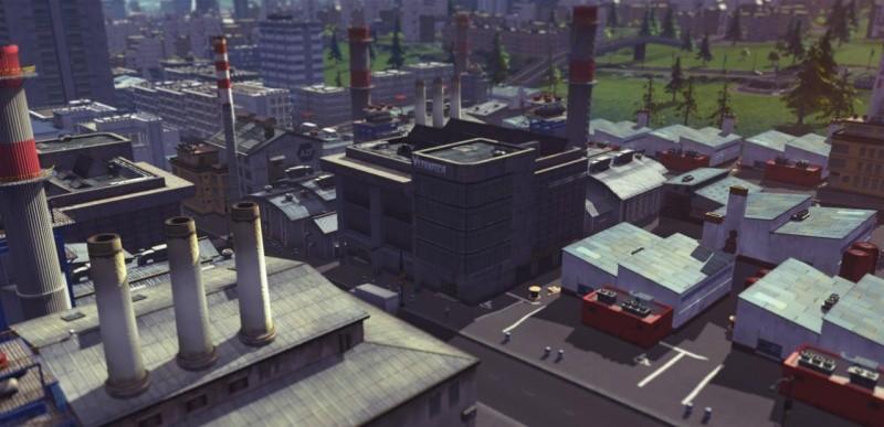 Cities Skylines Русская Версия (Xbox One)
