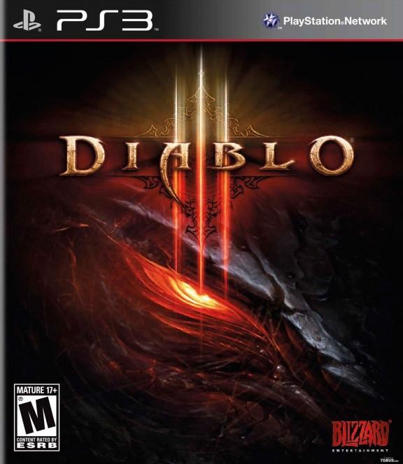 Diablo 3 (III) (PS3)