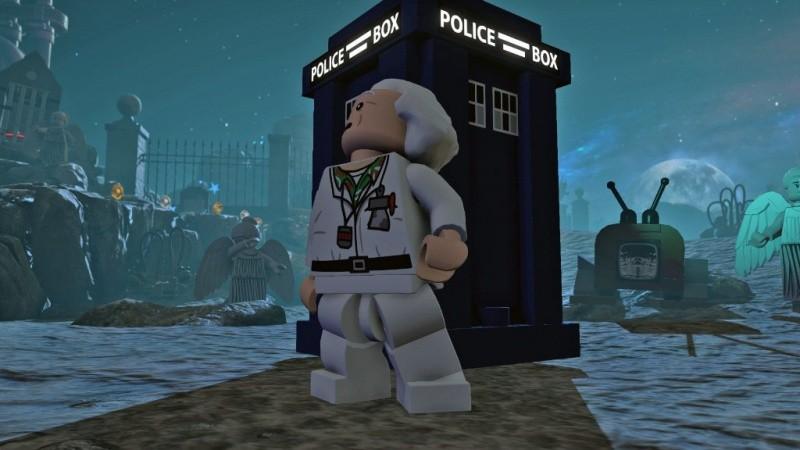 LEGO Dimensions Стартовый набор (PS4)