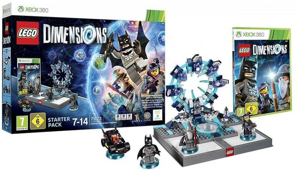 LEGO Dimensions Стартовый набор (Xbox 360)