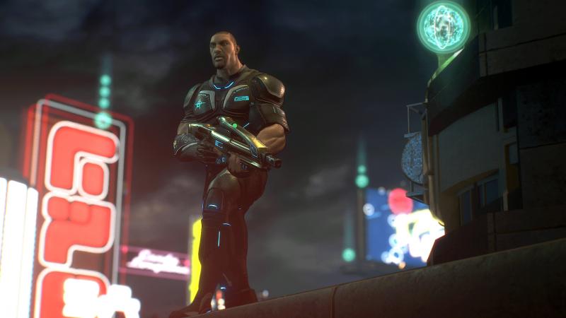 Crackdown 3 Русская Версия (Xbox One)