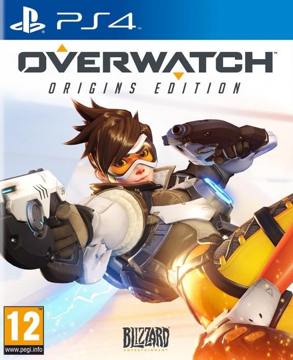 Overwatch: Origins Edition Русская Версия (PS4)