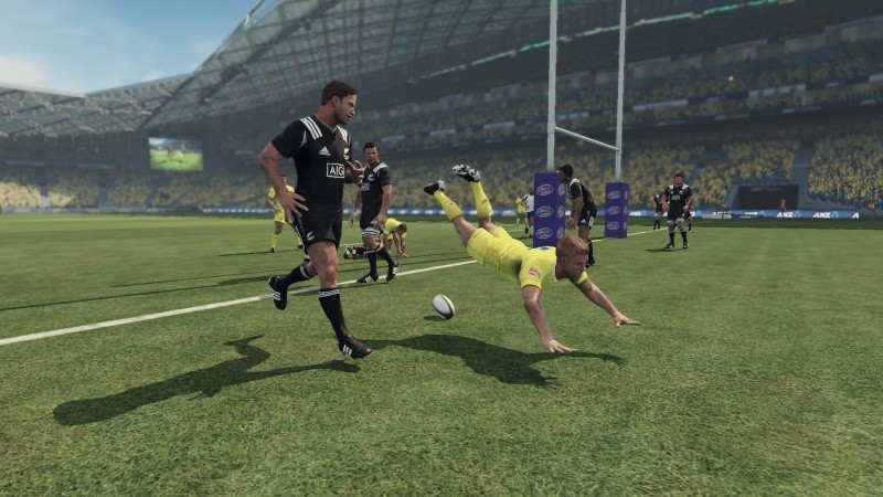 Rugby Challenge 3 England Edition (PS4)