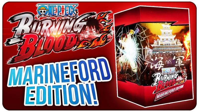 One Piece Burning Blood Русская Версия (Xbox One)