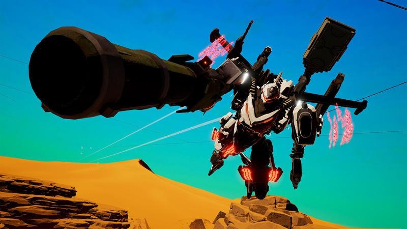 Daemon X Machina Orbital Limited Edition (Switch)