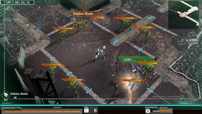 Damascus Gear: Operation Tokyo (PS4)