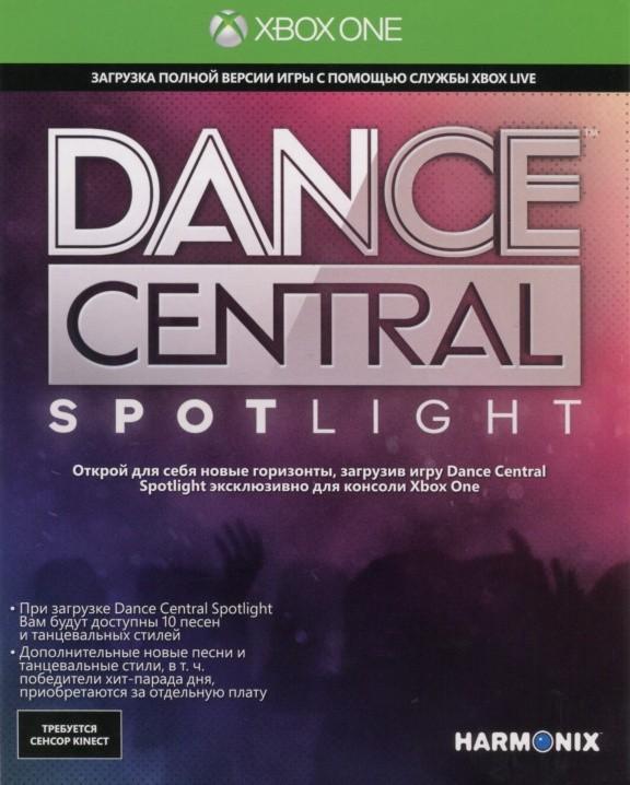 Dance Central Spotlight для Kinect Русская Версия (Код на загрузку игры) (Xbox One)