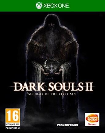 Dark Souls 2 (II): Scholar of the First Sin (Xbox One)