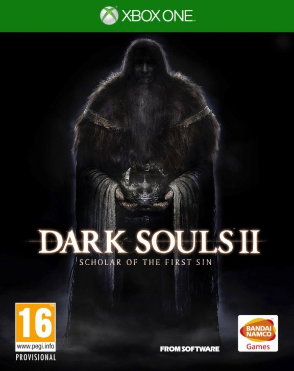 Dark Souls 2 (II): Scholar of the First Sin Русская Версия (Xbox One)