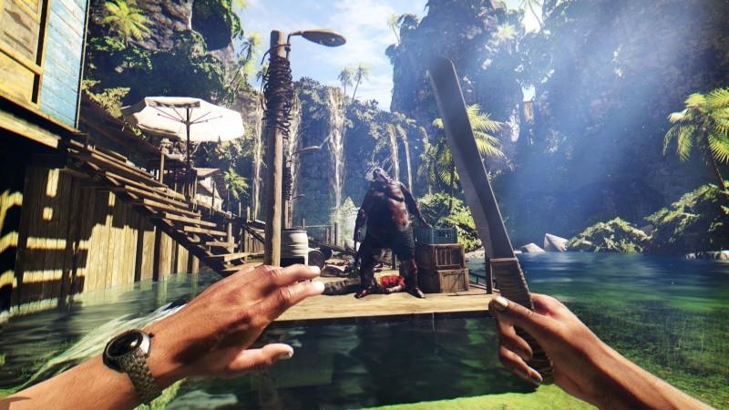 Dead Island Definitive Edition Русская Версия (PS4)