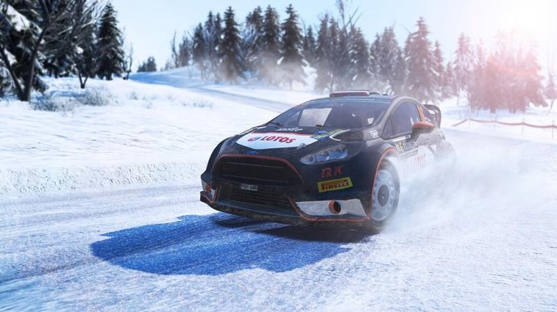 WRC 5: World Rally Championship eSports Edition (PS4)