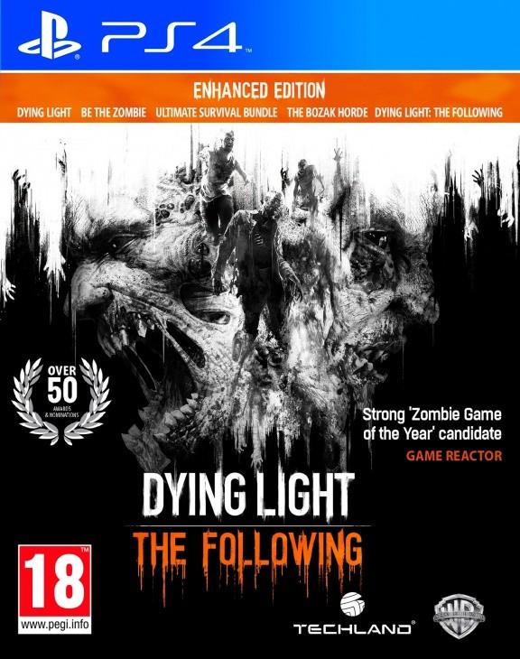 Dying Light: The Following Enhanced Edition Русская Версия (PS4)