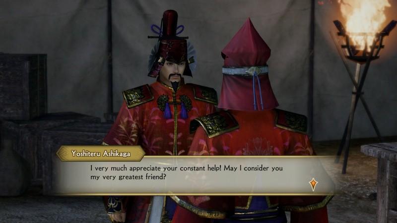 Samurai Warriors 4: Empires (PS4)