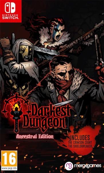 Darkest Dungeon Ancestral Edition Русская Версия (Switch)